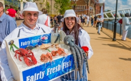 Fair Play: Fairly Fresh Fish Co.
